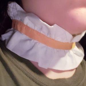 Cute Victorian Lolita Ruffle Collar/Choker
